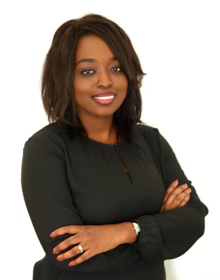 Madame Amy Sarr Fall, Directrice Générale du groupe Intelligences Presse: Un modèle de réussite et source d'inspiration