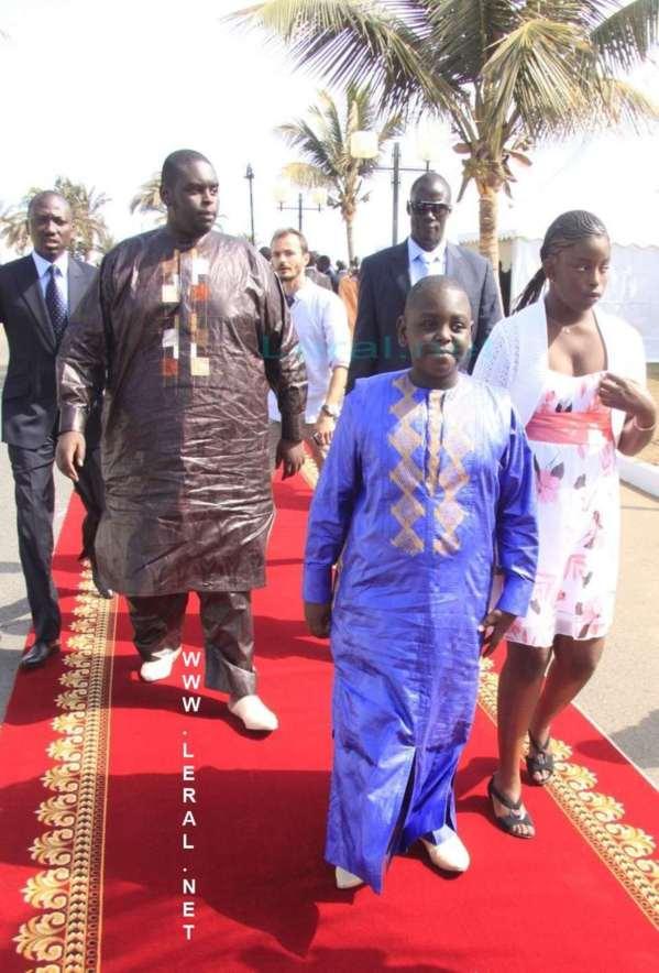 Le Président Macky Sall a voyagé en Arabie Saoudite avec ses deux enfants mineurs !