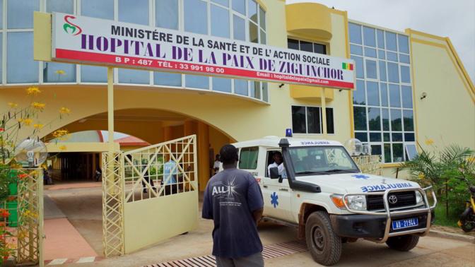 Coronavirus: le personnel de l'hôpital de Ziguinchor pas outillé, ni formé (Syndicaliste)