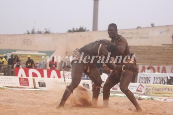 [Vidéo et photos] Thieck surclasse Soulèye Dop