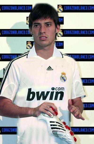 David Silva insensible aux charmes du Real Madrid ?