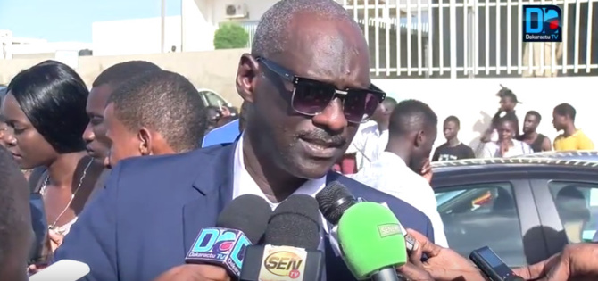Libération de Guy Marius Sagna: Me Khoureïchi Sall dézingue Me Amadou Sall et déballe