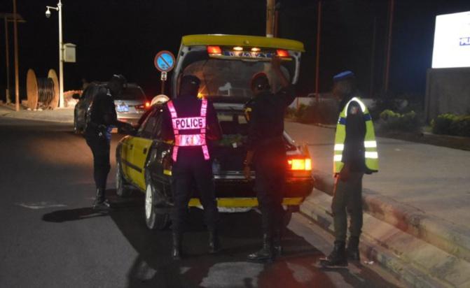 Opération combinée police et la gendarmerie: 150 personnes arrêtées dans la banlieue