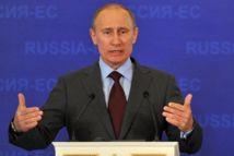 Poutine défend un dialogue «efficace» avec l'UE
