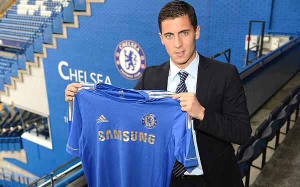 Eden Hazard explique pourquoi il a rejoint Chelsea !
