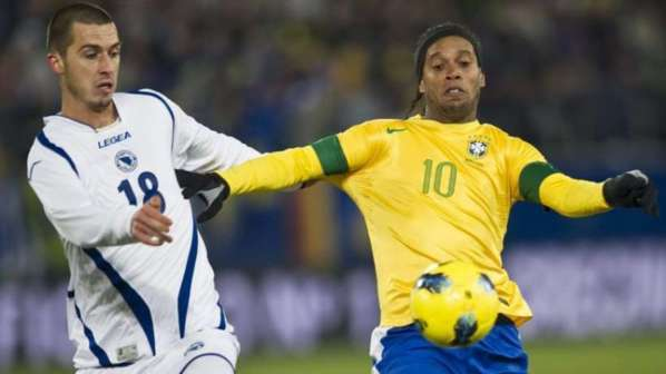 Officiel : Ronaldinho rebondit à l'Atletico Mineiro !