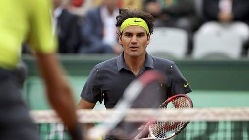 Federer s'en sort face à Del Potro