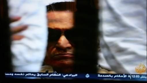 Moubarak est en dépression nerveuse en prison