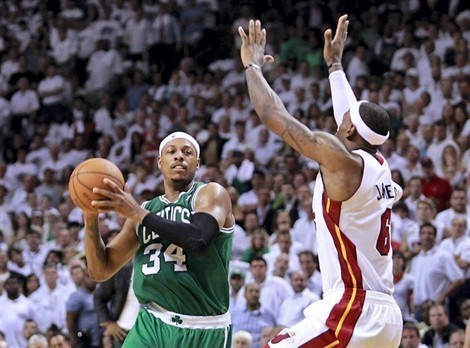 NBA (finale de conférence). Boston s'offre une balle de match face à Miami