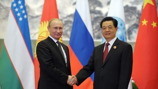 Moscou et Pékin contre toute intervention en Syrie