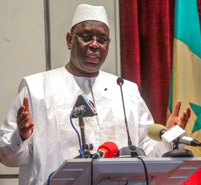 Coronavirus: le Président Macky Sall réaffirme son soutien et sa solidarité aux Sénégalais établis dans les pays touchés
