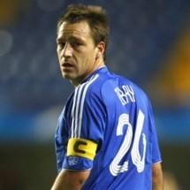 Terry forfait contre la France ?