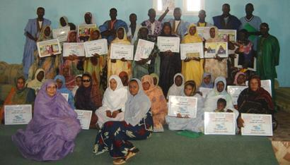 Le PAM lance une campagne d'assistance nutritionnelle en Mauritanie