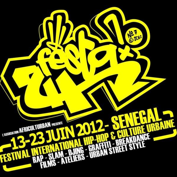 FESTA2H ( Festival International de HipHop et de Cultures Urbaines )  7 EDITION DU 13 AU 23 JUIN 2012 100 % Gratuit .