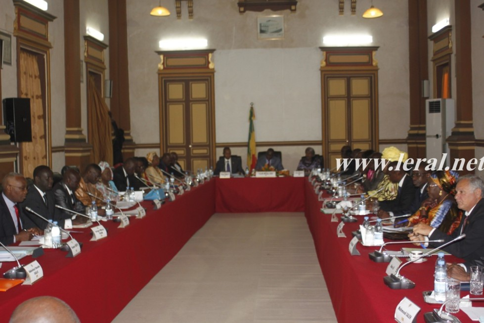 Le conseil régional lieu du conseil des ministres