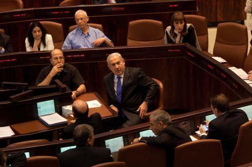 Nétanyahou calme les colons israéliens