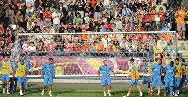 Euro 2012 : premier incident raciste pendant un entraînement des Pays-Bas