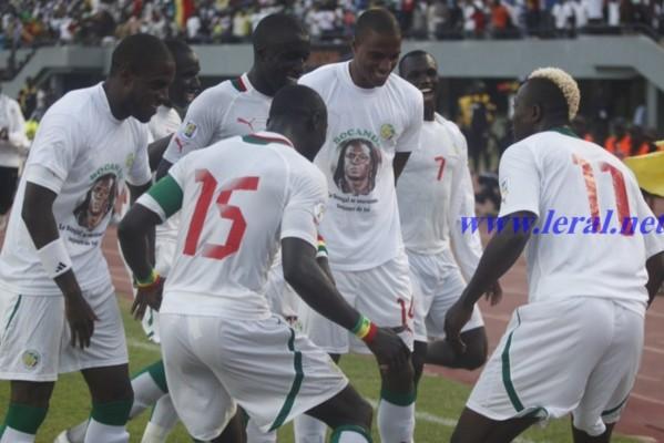 Mondial 2014 : les Lions reviennent de Kampala avec le point du nul