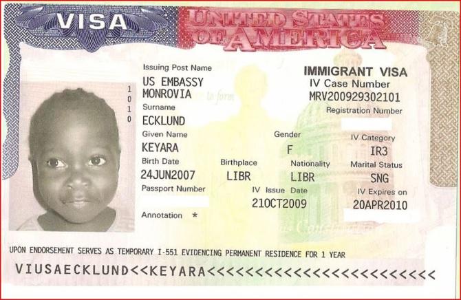 CORONAVIRUS : L'ambassade des Usa à Dakar annule tous les rendez-vous pour les visas