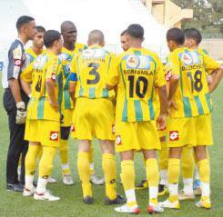 La 2e tour de la coupe de la CAF