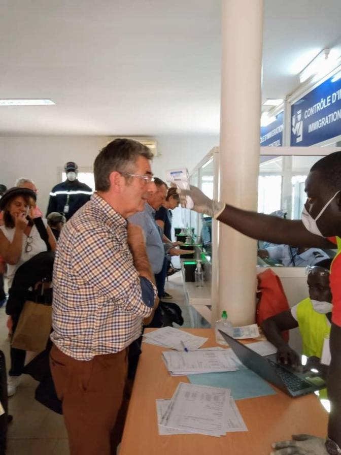 Aéroports régionaux : Les ADS exposent la fiche sanitaire obligatoire
