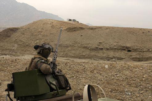 Quatre soldats français tués en Afghanistan