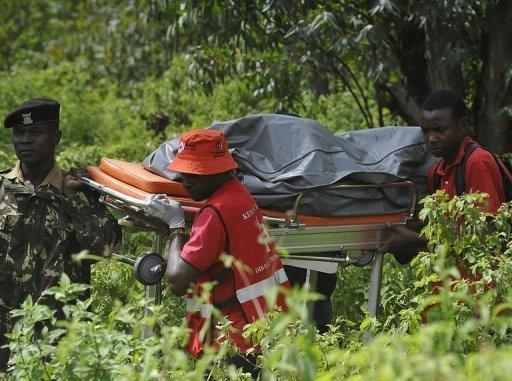Kenya: Eurocopter envoie des experts après la mort du ministre de la Sécurité