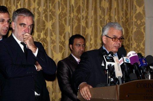 Libye: l'équipe de la CPI en détention préventive pour 45 jours