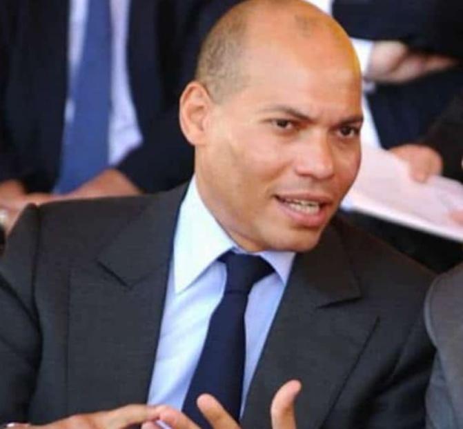 """Karim Wade depuis son """"exil forcé""""  «Je soutiens les mesures prises par Macky Sall... »"""
