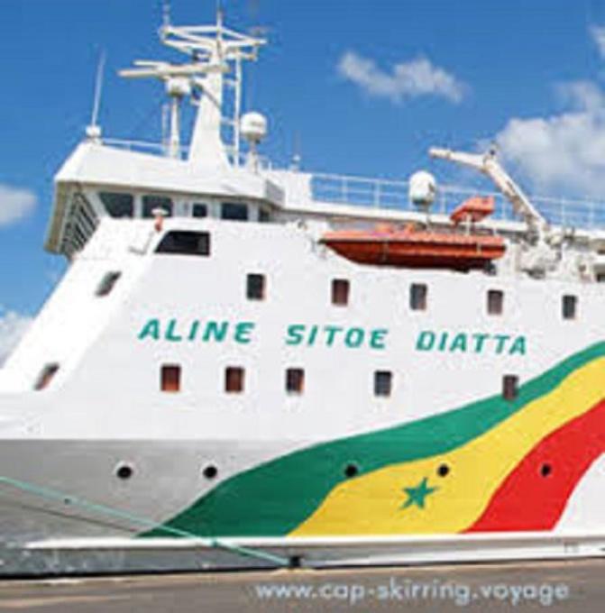 Navire Aline Sitoe Diatta: le suspect français testé négatif au Covid-19