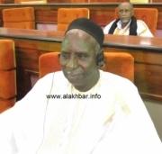 Wane Saidou:appele à un groupe parlementaire contre les propos d' Ely Ould Mohamed Vall