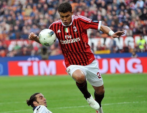 Milan AC : le SMS de Thiago Silva...