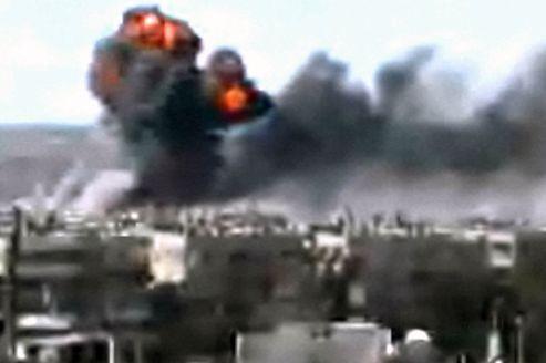 Craintes d'un nouveau massacre en Syrie