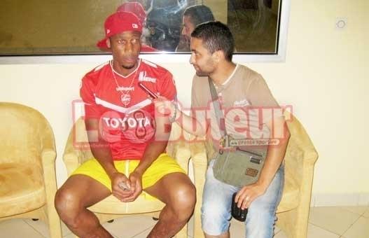 EXCLUSIF : Le Buteur s'invite chez Seydou Keita