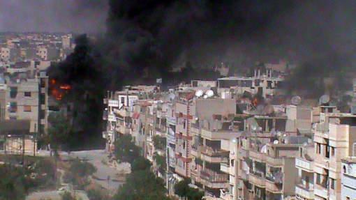 Damas accuse Washington d'encourager les massacres et le terrorisme