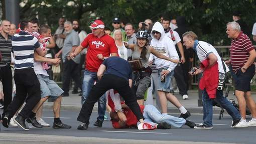 Les affrontements entre Polonais et Russes auraient fait un mort