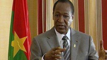 Blaise Compaoré et les anciens présidents burkinabè amnistiés