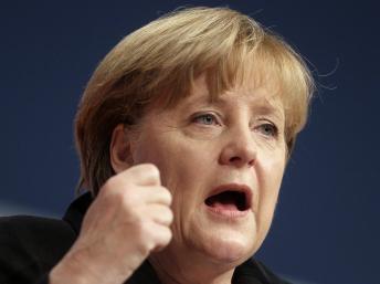 Pour Angela Merkel, l'aide à l'Espagne dépend d'une réforme du système bancaire