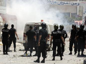 En Tunisie, des salafistes s'opposent violemment à une exposition artistique