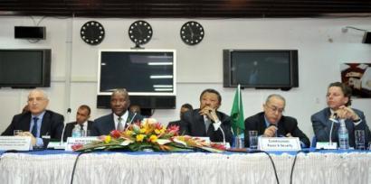 (URGENT) La Force en attente de la CEDEAO se réunit en vue du déploiement militaire au Mali