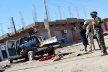 Série d'attentats à la bombe à Bagdad et dans plusieurs villes d'Irak