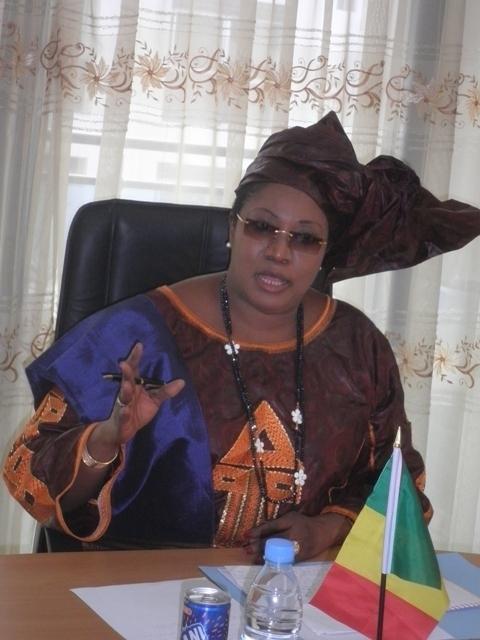 Les législatives du 1er Juillet prochain: Thérèse Coumba Diop en ordre de bataille