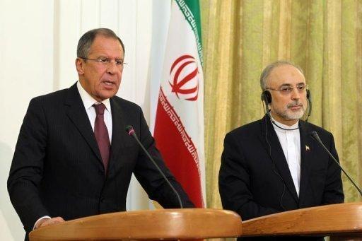 """Moscou et Téhéran """"très proches"""" sur la Syrie, soutiennent le plan Annan"""