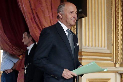 La France entend être à la pointe contre Bachar el-Assad