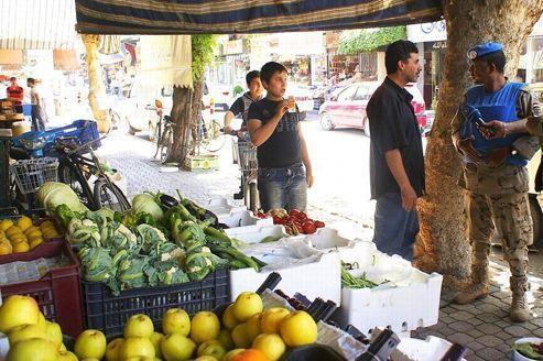 «À Damas, la vie n'a pas beaucoup changé»