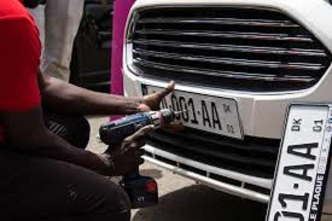 Covid-19 / Police : Les opérations de contrôle pour la ré-immatriculation des véhicules, suspendues