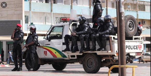 Force Covid-19 : La Police aux trousses des réfractaires