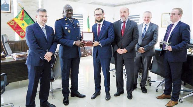 L'armée de l'Air sénégalaise renforce ses capacités