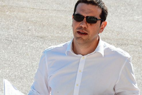 Grèce : Tsipras adopte un ton de premier ministre