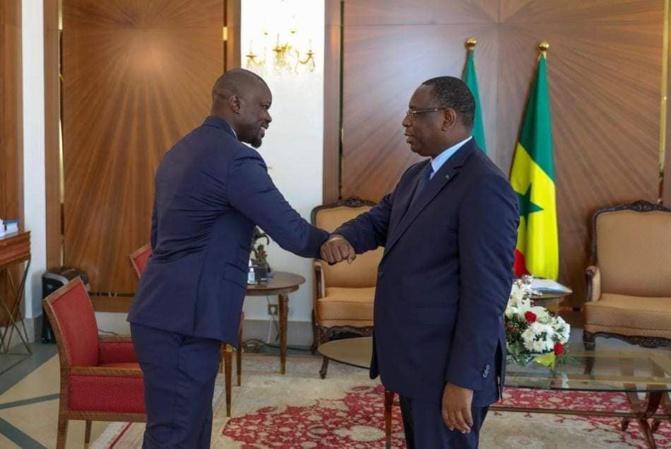 Ousmane Sonko : «Notre présence au Palais suffit à démontrer que l'heure est grave»